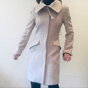 Super Soft Cream Coat